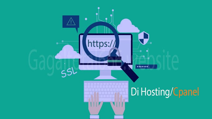 Cara Mudah Memasang HTTPS/SSL dengan Hosting Cpanel dan Webserver GNU/Linux
