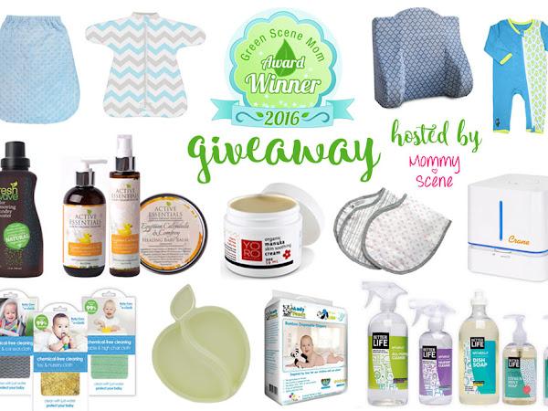 Green Scene Mom Fall Award Winners #Giveaway