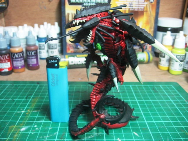 Tyranid Trygon Mawloc photo