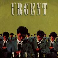 Urgent [Timing - 1984] aor melodic rock music blogspot full albums bands lyrics