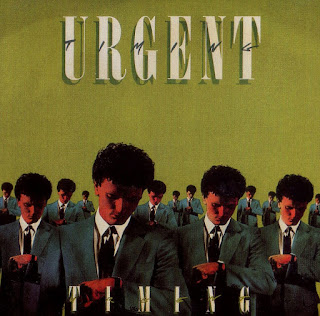 Urgent [Timing - 1984] aor melodic rock music blogspot full albums bands lyrics