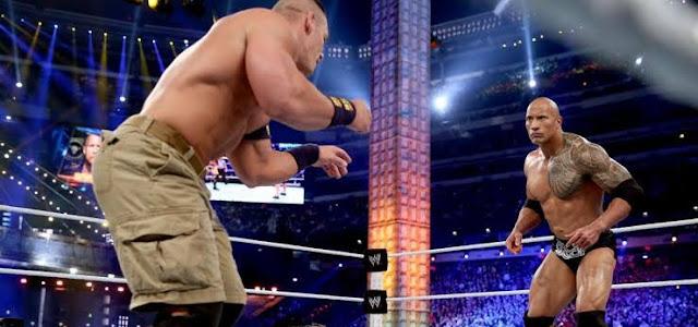 John Cena provoca encontro com The Rock em Velozes e Furiosos 10
