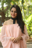 Rakul Preet Singh in lovely Pink Crop Top and Black Trousers at Jaya Janaki Nayaka success meet 048.JPG