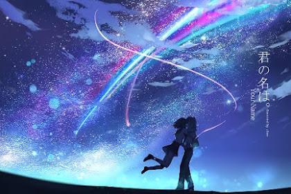 20 Anime Movie Terbaik (Romance) yang Dapat Membuatmu Tersentuh