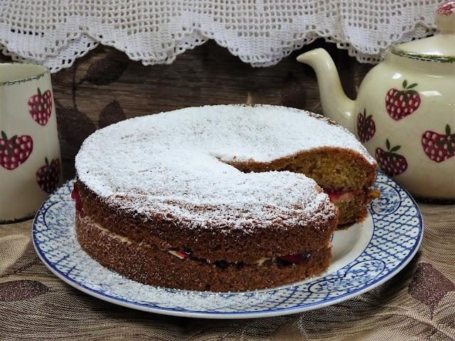 best British cake recipes