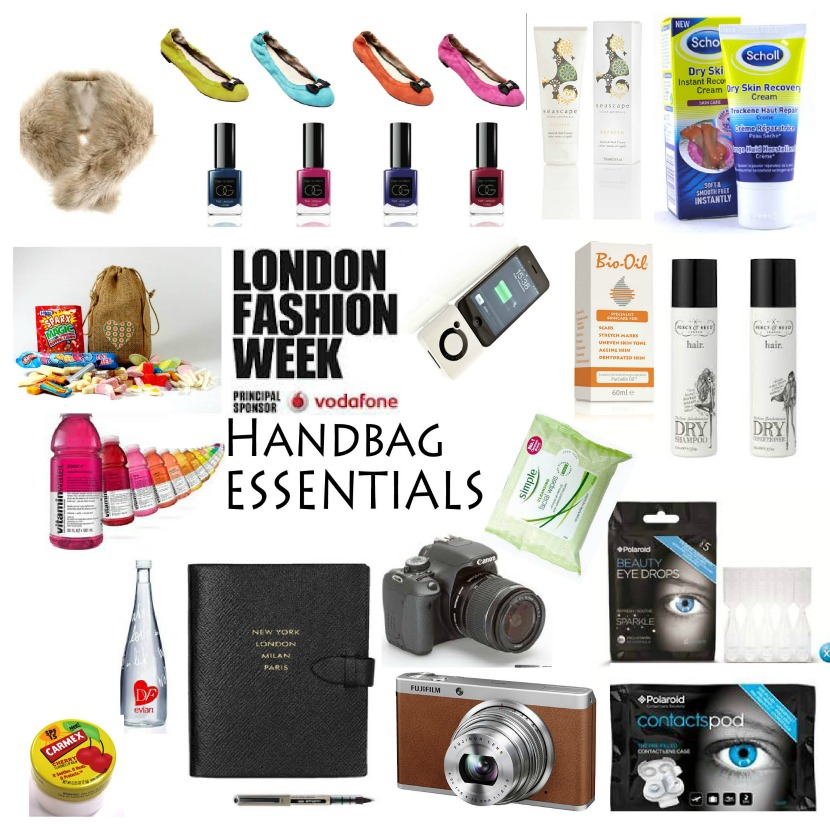 This Season Has Seen The Creation Of Survival Kit Below Is More A Handbag Essential Than And Its Looking Like One Heavy