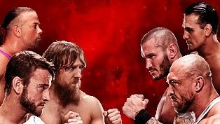 WWE Battleground 2013 predictions