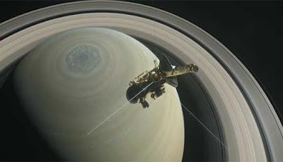 Rekaman Suara Mengerikan Ini Diambil Dari Sekitar Saturnus
