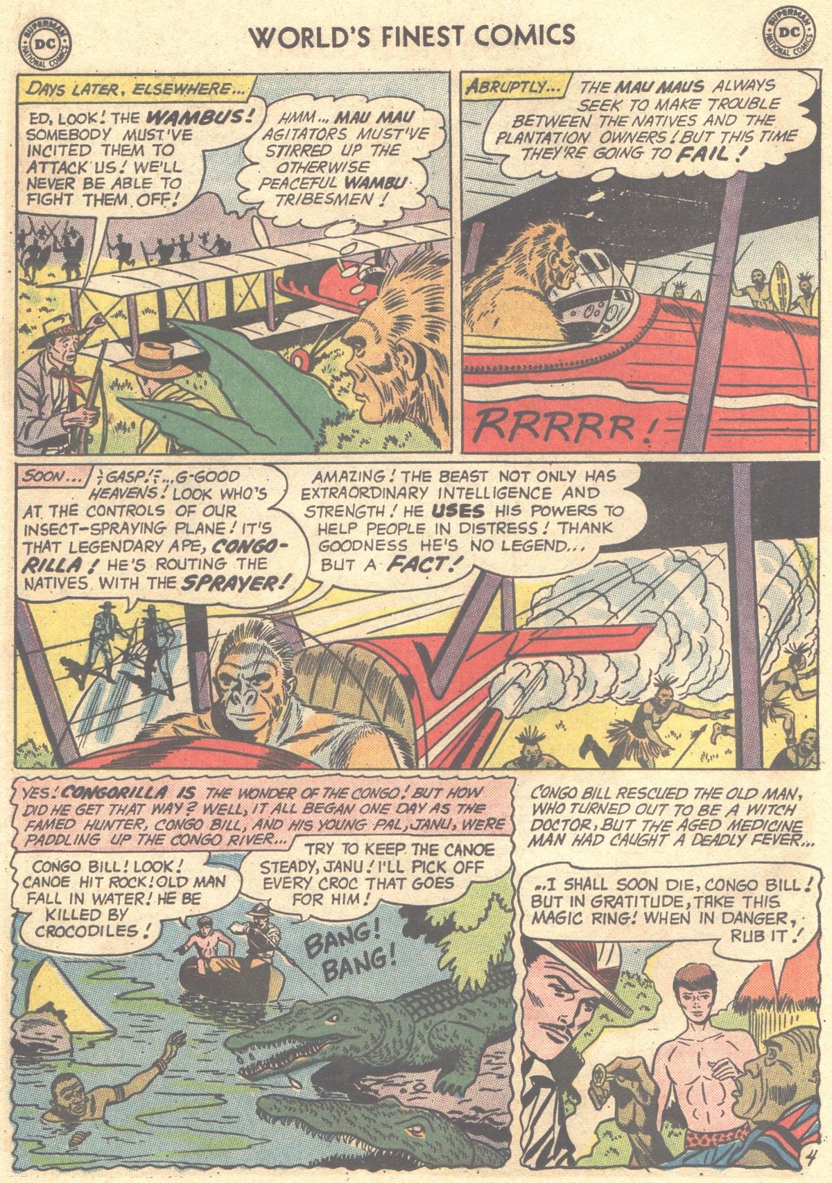Read online World's Finest Comics comic -  Issue #148 - 28