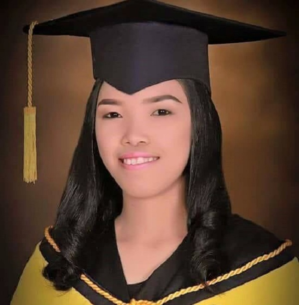 Daughter of tricycle driver, ambulant vendor lands Top 3 in 2018 CPA board exam