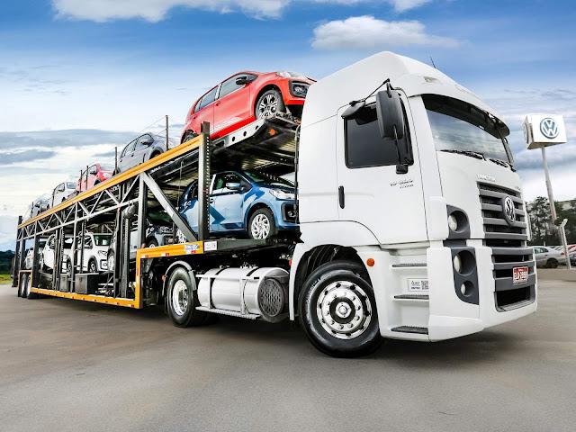 VW Up! 2018 - exportação iniciada para América Latina
