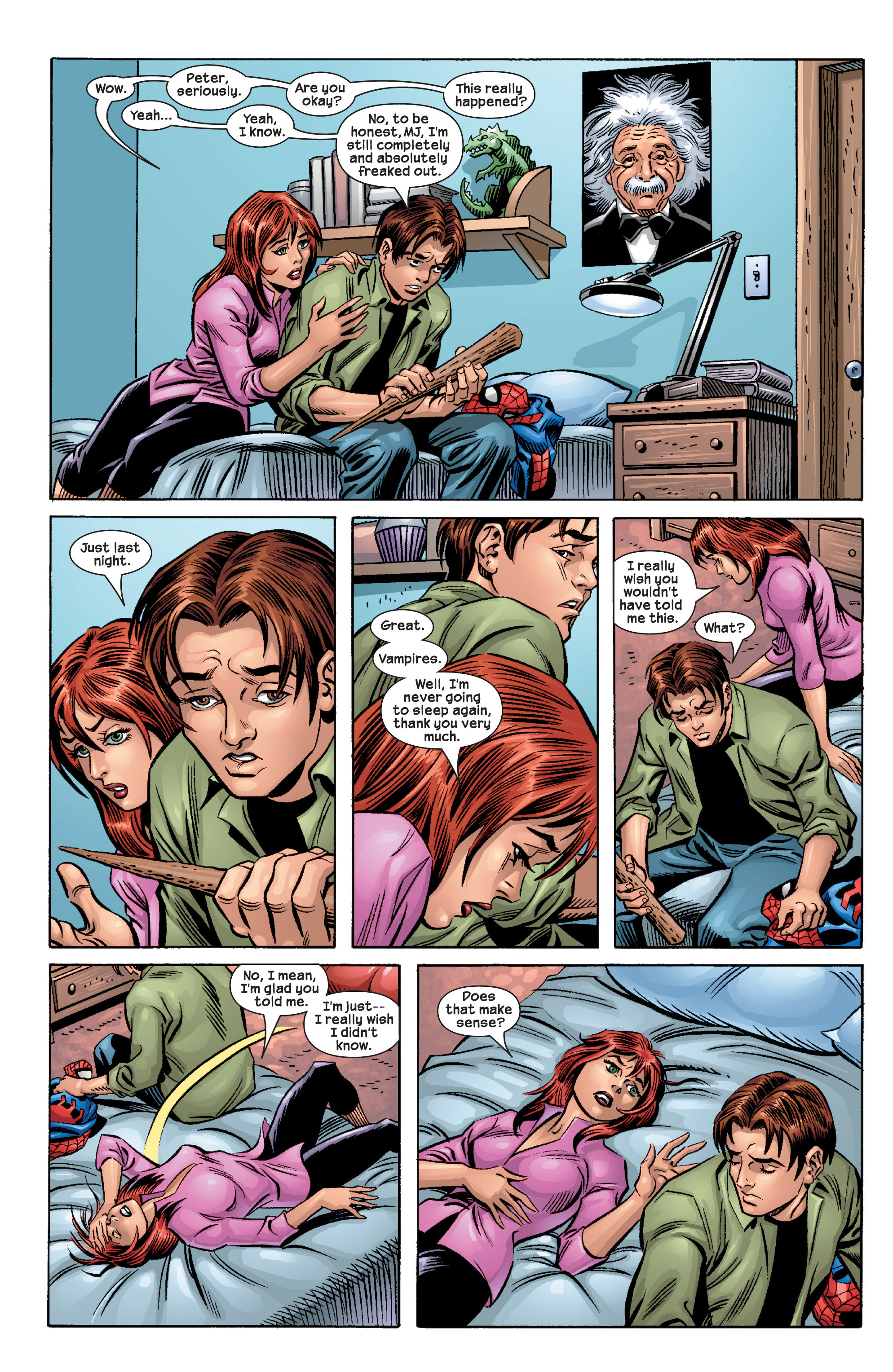 Read online Ultimate Spider-Man (2009) comic -  Issue #150 - 48