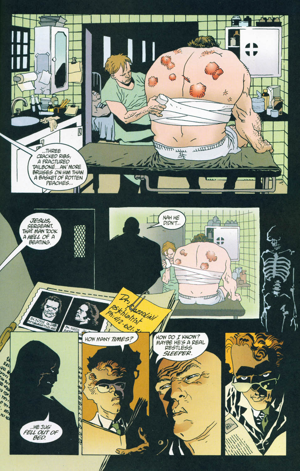 Read online 100 Bullets comic -  Issue #45 - 3