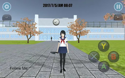 High School Simulator 2018 MOD APK