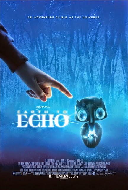Earth to Echo (2014) เอคโค่ เพื่อนจักรกลสู้ทะลุจักรวาล [HD][พากย์ไทย]