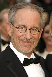 Steven Spielberg. Director of Close Encounters of the Third Kind