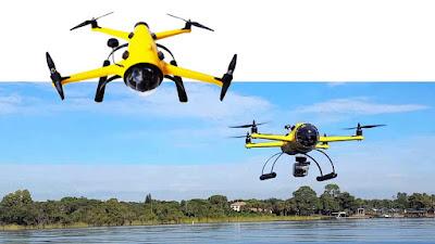 Drone Quad H2O