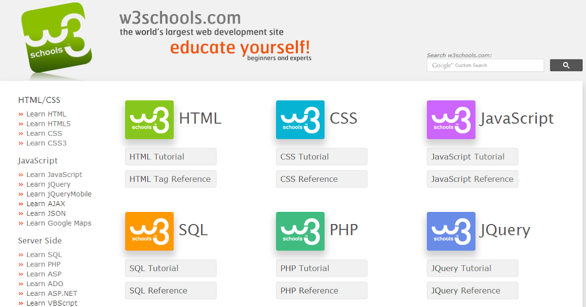 How to Download ...W3schools Php