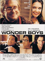 "Jóvenes prodigiosos [Vídeo] = Wonder boys / dirigida por Curtis Hanson - Ganadora del Oscar: Mejor Canción""Things have changed"" Bob Dylan"