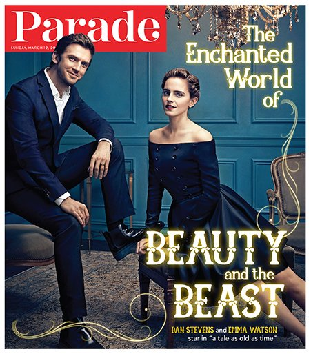 Love Each Other When Two Souls: Emma Watson Updates: Emma Watson Covers Parade