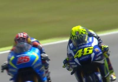 Kerja Sama dengan Rossi di Kualifikasi, Ini Klarifikasi Vinales
