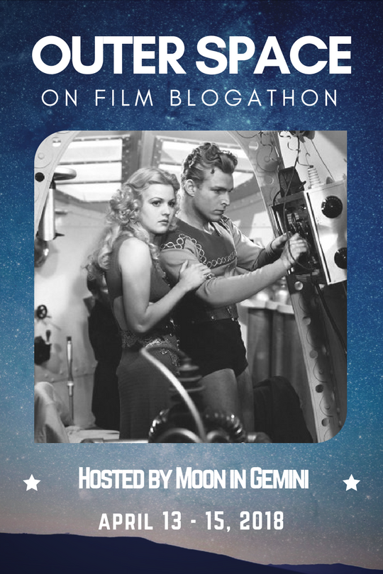 Outer Space Blogathon