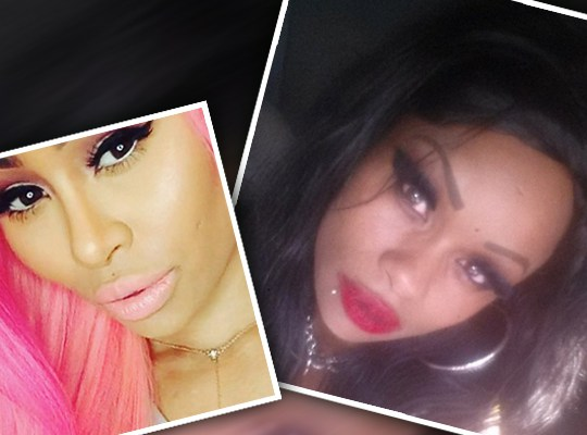 Blac Chyna's mom slapped with restraining order for threatening husband