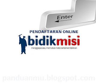 daftar online beasiswa bidik misi