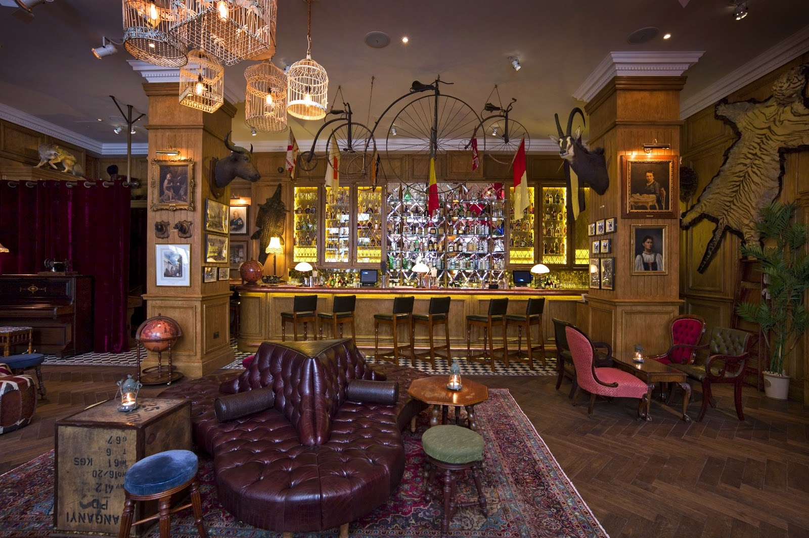 Fluid London Blog Musings From The Bar And The