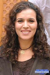 السعدية لاديب (Saadia ladib)، ممثلة مغربية