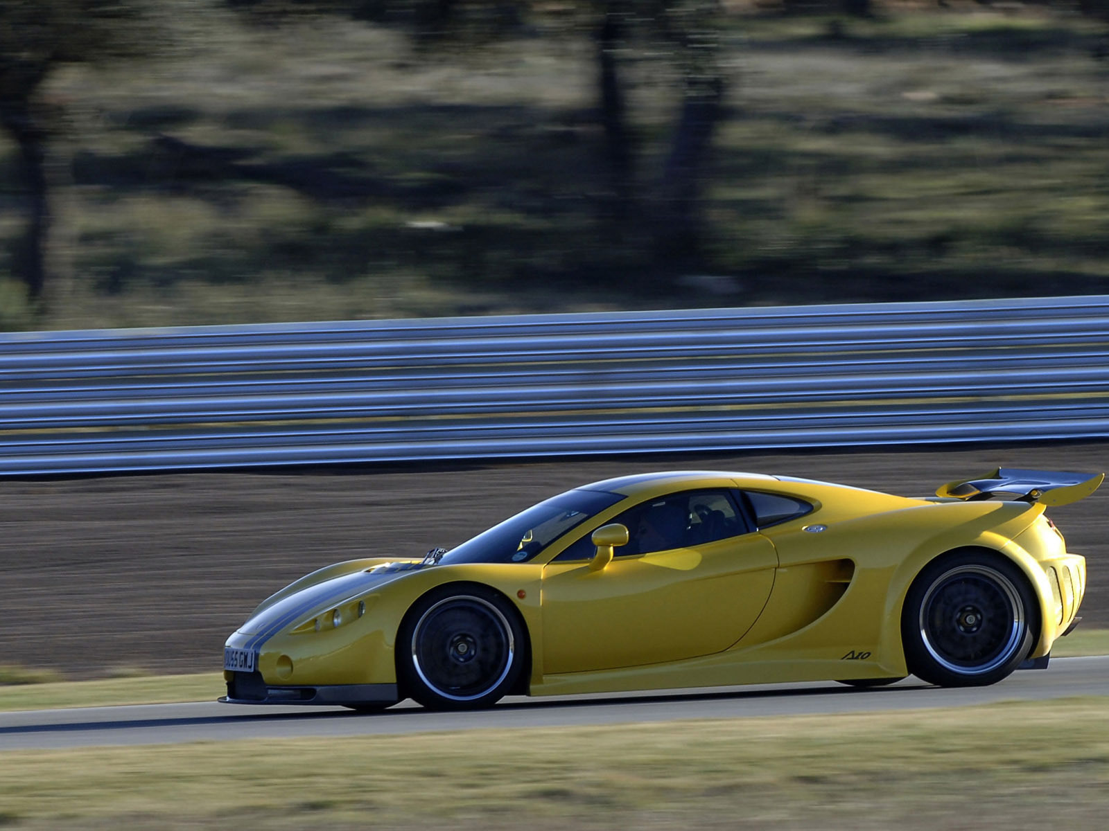 What Is The Fastest Production Car In The World >> 2007 Ascari A10 pictures, Automobile Insurance