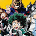 Anime Boku no Hero Academia ira ganhar segunda temporada