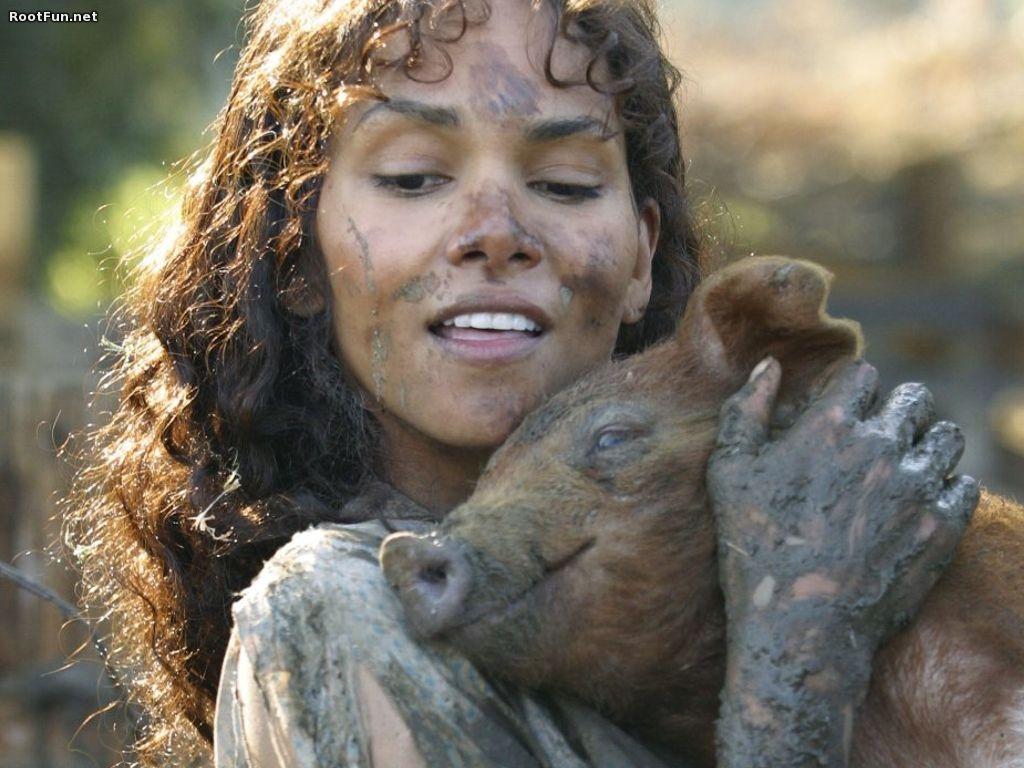 Halle Berry Halle Berry Photoshoot