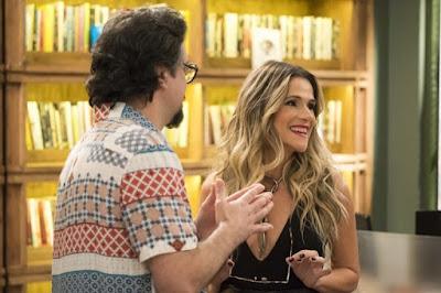 Mário e Silvana em Bom Sucesso (Foto: Reprodução)