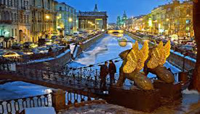 St. Petersburg, Rusia