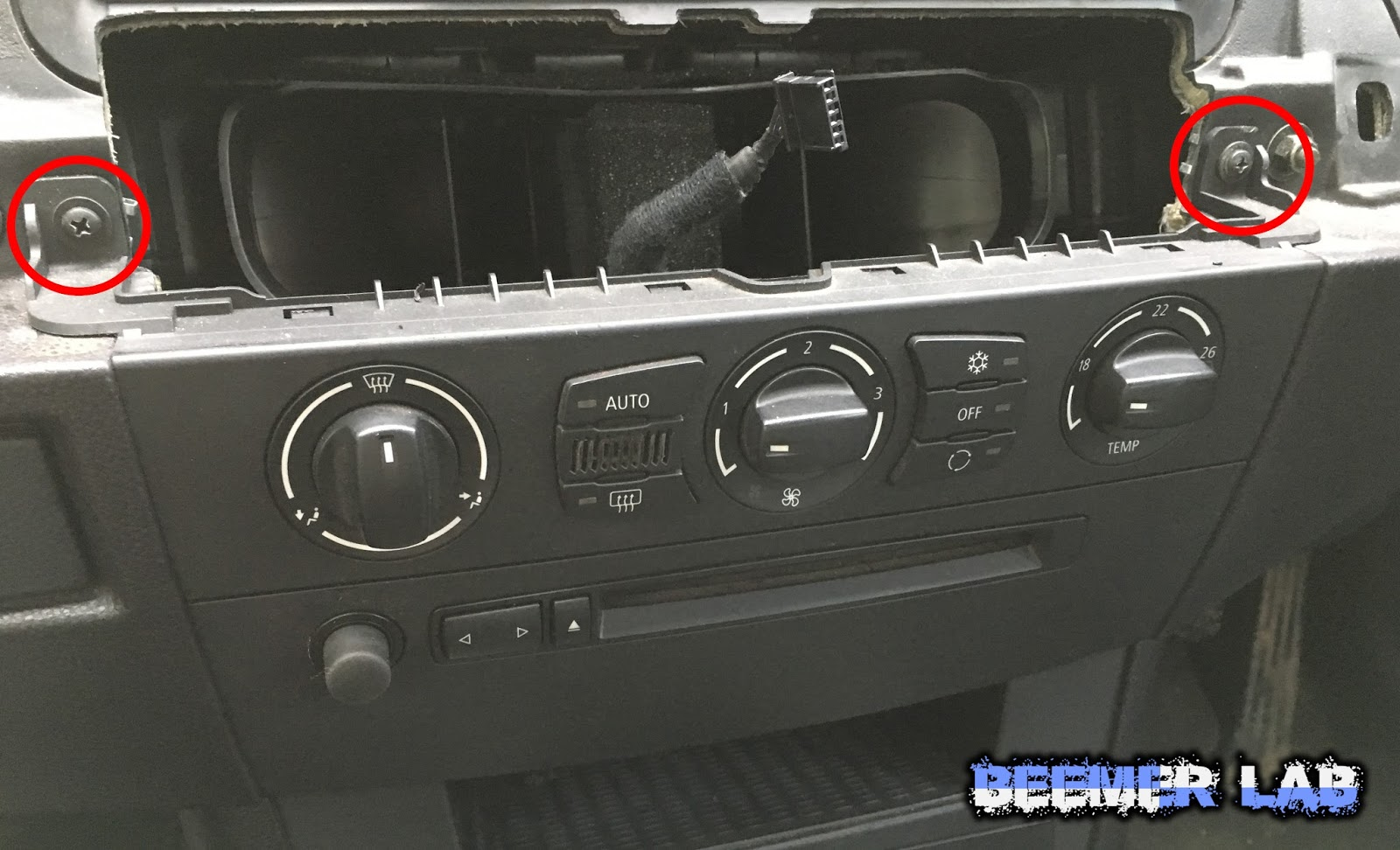 Beemer Lab: E60 Audio: Getting A Remote On/Off Signal from the 12v ...