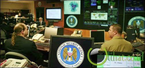 NSA menghalang-halangi komunikasi antar negara