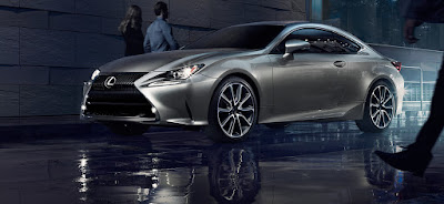 Lexus RC 2017 Review, Specs, Price