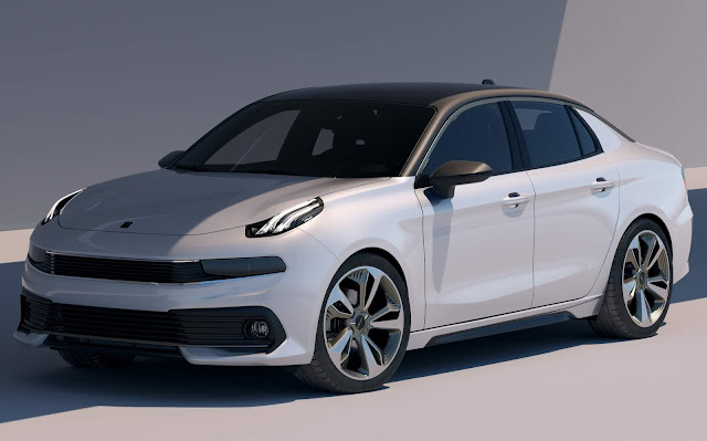 Lynk CO 03 sedã