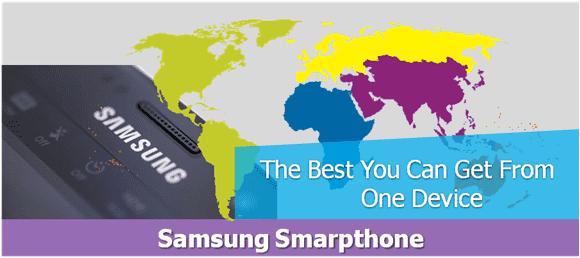 smartphone samsung terbaru tercanggih terbaik