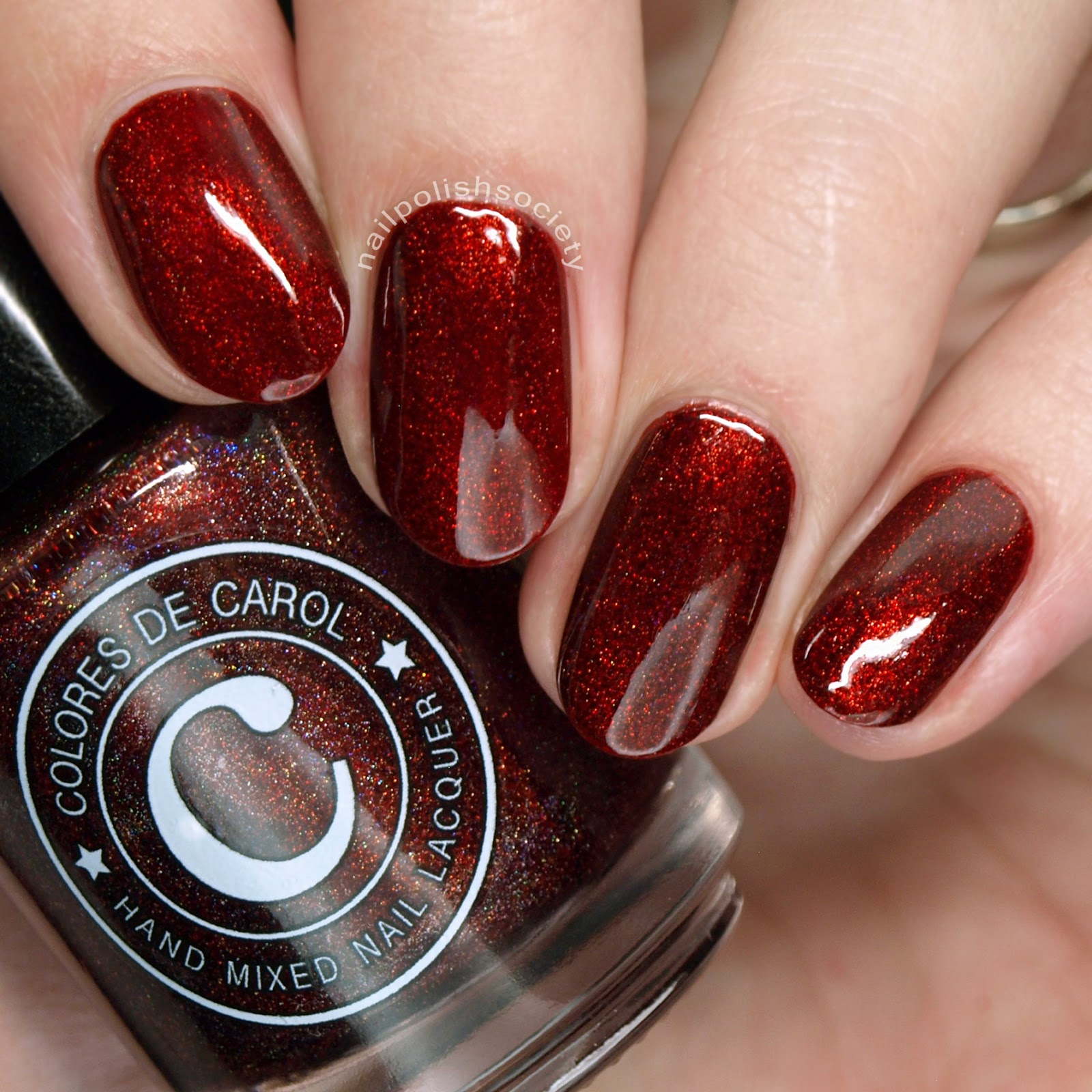 Nail Polish Society: Colores de Carol Goosebumps (Halloween 2017 ...