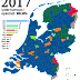 Dutch general election results by Municipality (March, 2017)