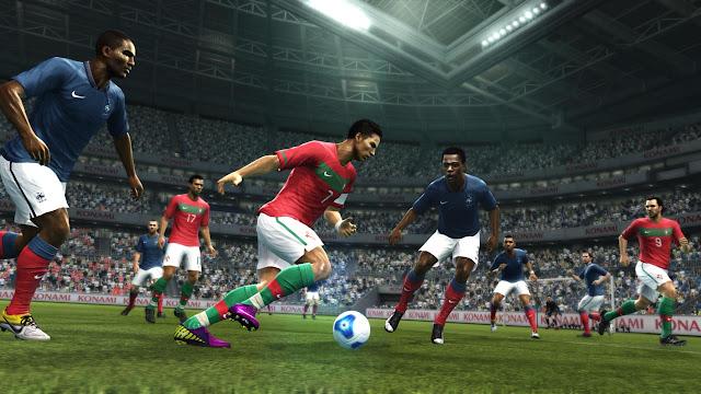 Pro Evolution Soccer 2012 (PES 12) PC Download Full Version Screenshot 3