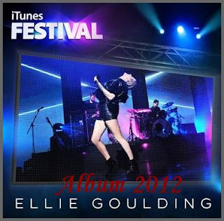 Ellie Goulding Album iTunes Festival London 2012 cover