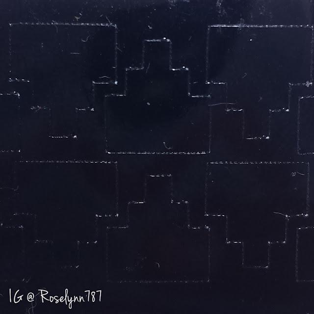 Twinkled T Tetris Vinyls