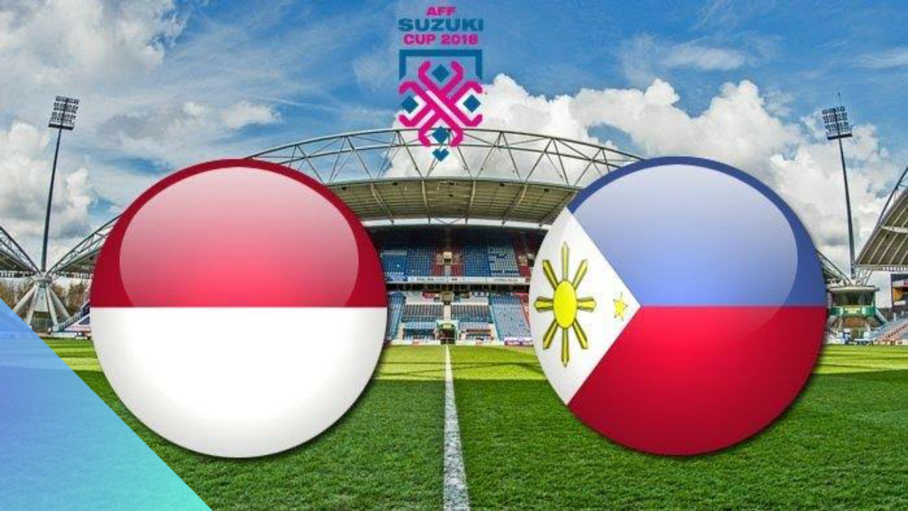 Biss Key Indonesia vs Filipina (AFF Suzuki) Asiasat 5