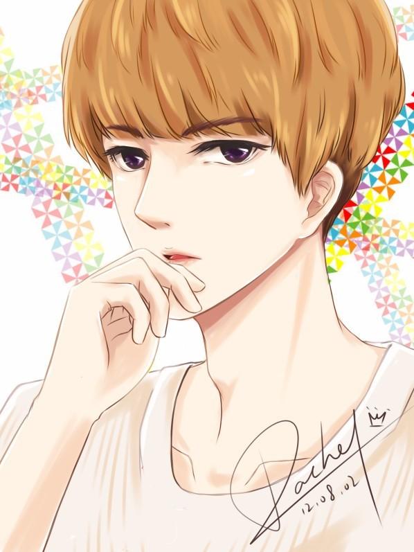 Reyin Ez Animation Exo K M Cute