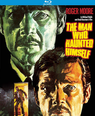 The Man Who Haunted Himself Blu Ray