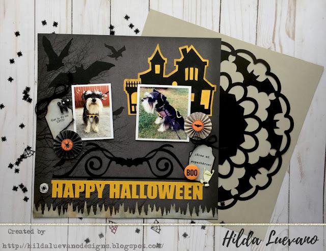 Hilda Designs: Lo' Happy Halloween en SDS