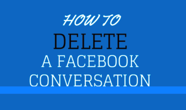 How To Delete A Thread On Facebook